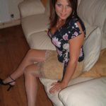 Melanija – starija atraktivna teta